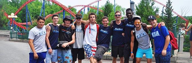 Le programmme Camp America permet aux étudiants de passer au moins 9 semaines dans un summer camp pour travailler aux Etats-Unis